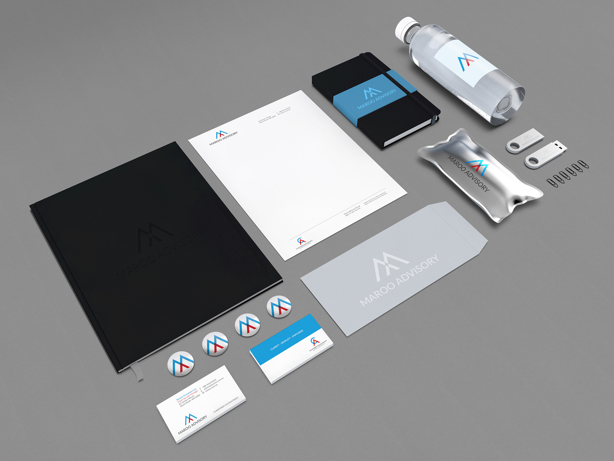 maroo-stationery